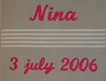 message Nina 250px